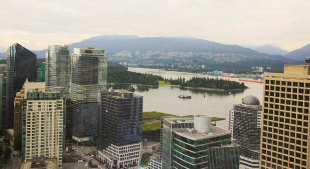 Vancouver LookOut Stalen Park