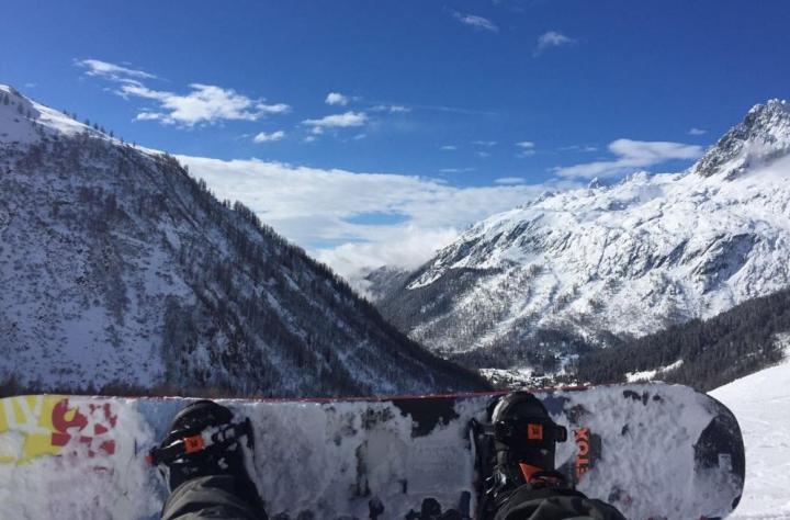 snowboard trip