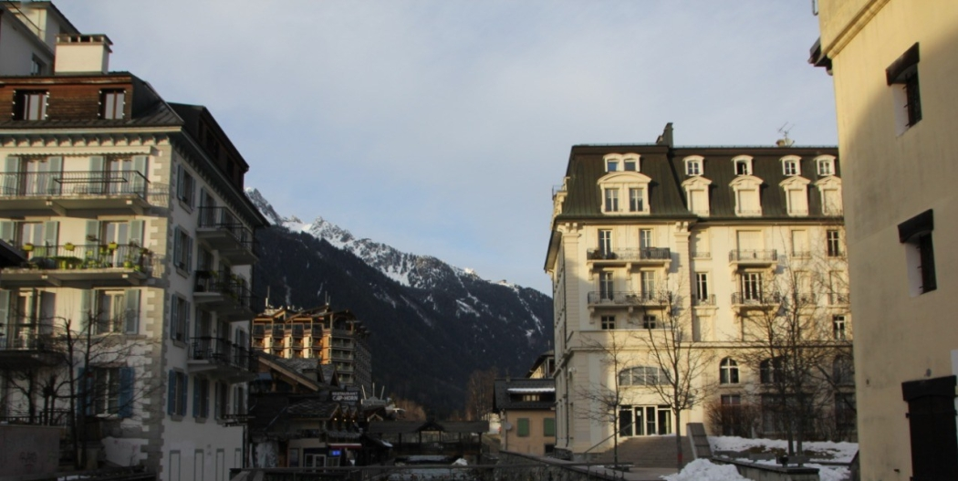 Centrinho Chamonix