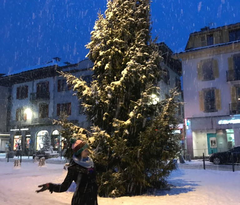 Neve Chamonix