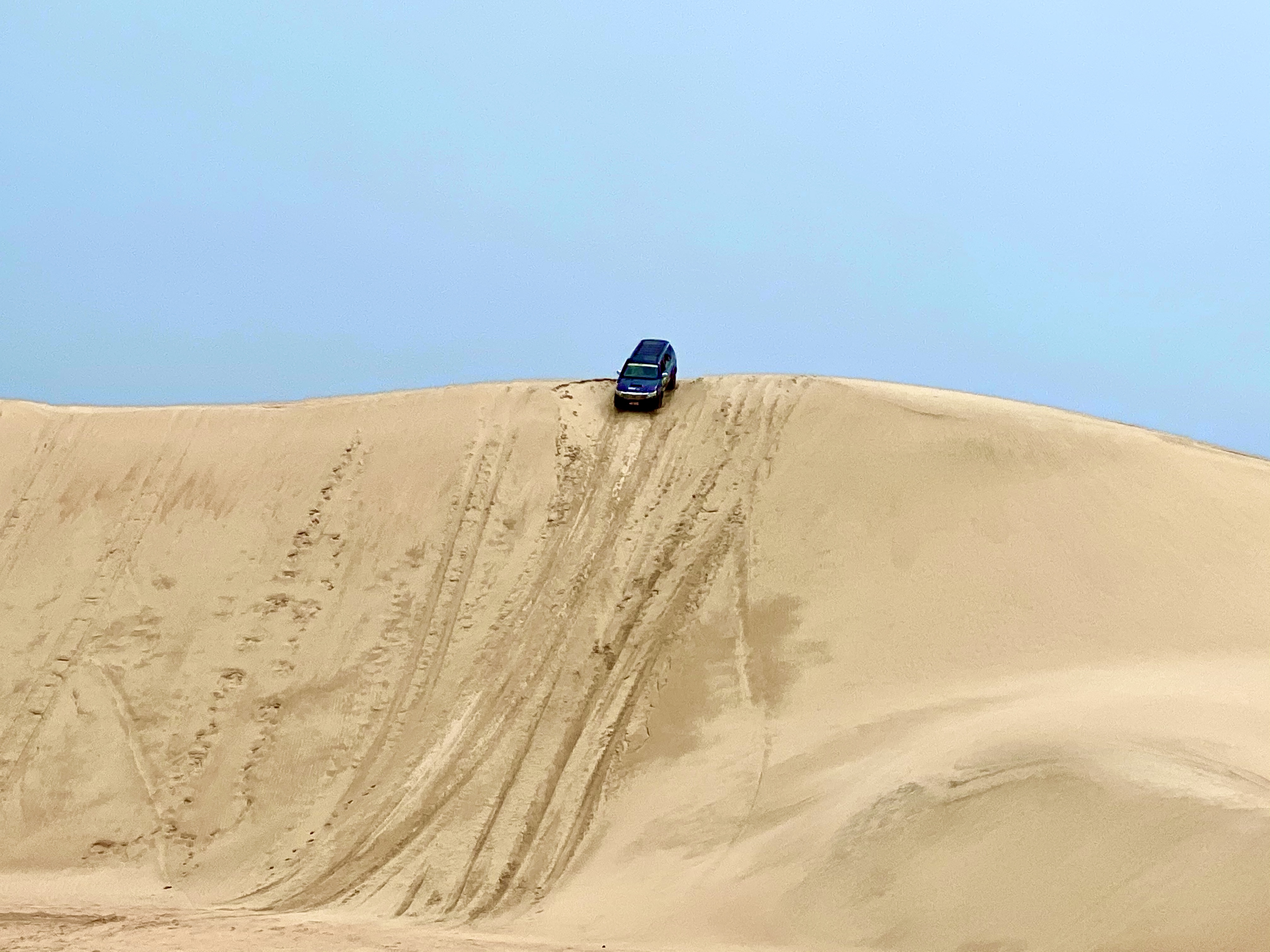 Toyota forte areia dunas jericoacoara